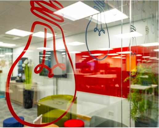 Limelight Media Cork | Office Branding | PR agency, Marketing, Advertising,  Cork