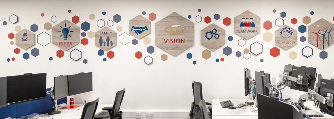 Limelight Media Cork | Office Branding | digital media, PR agency, Graphic design,  Cork