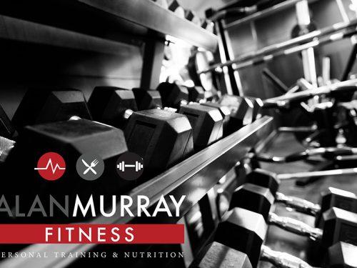 Portfolio - Alan Murray Fitness - Logo Design