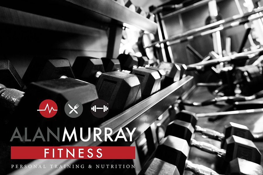 Portfolio - Alan Murray Fitness - Logo Design