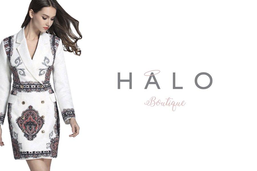 Portfolio - Halo Boutique - Brand Management