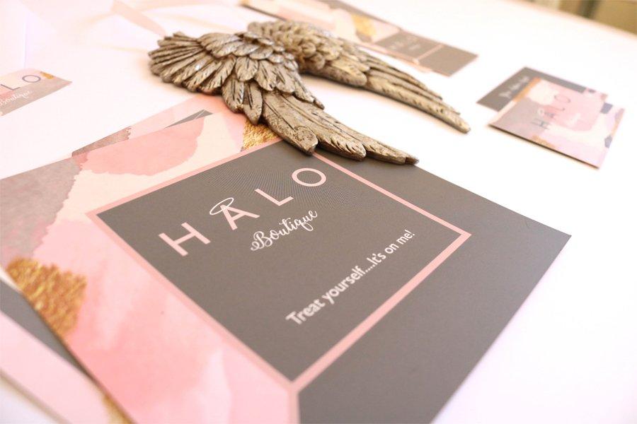 Portfolio - Halo Boutique - Brand Promotion