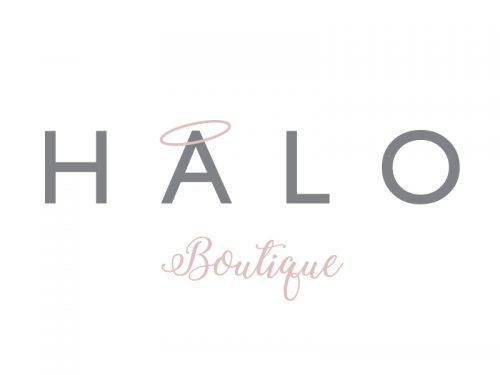 Portfolio - Halo Boutique - Logo Design