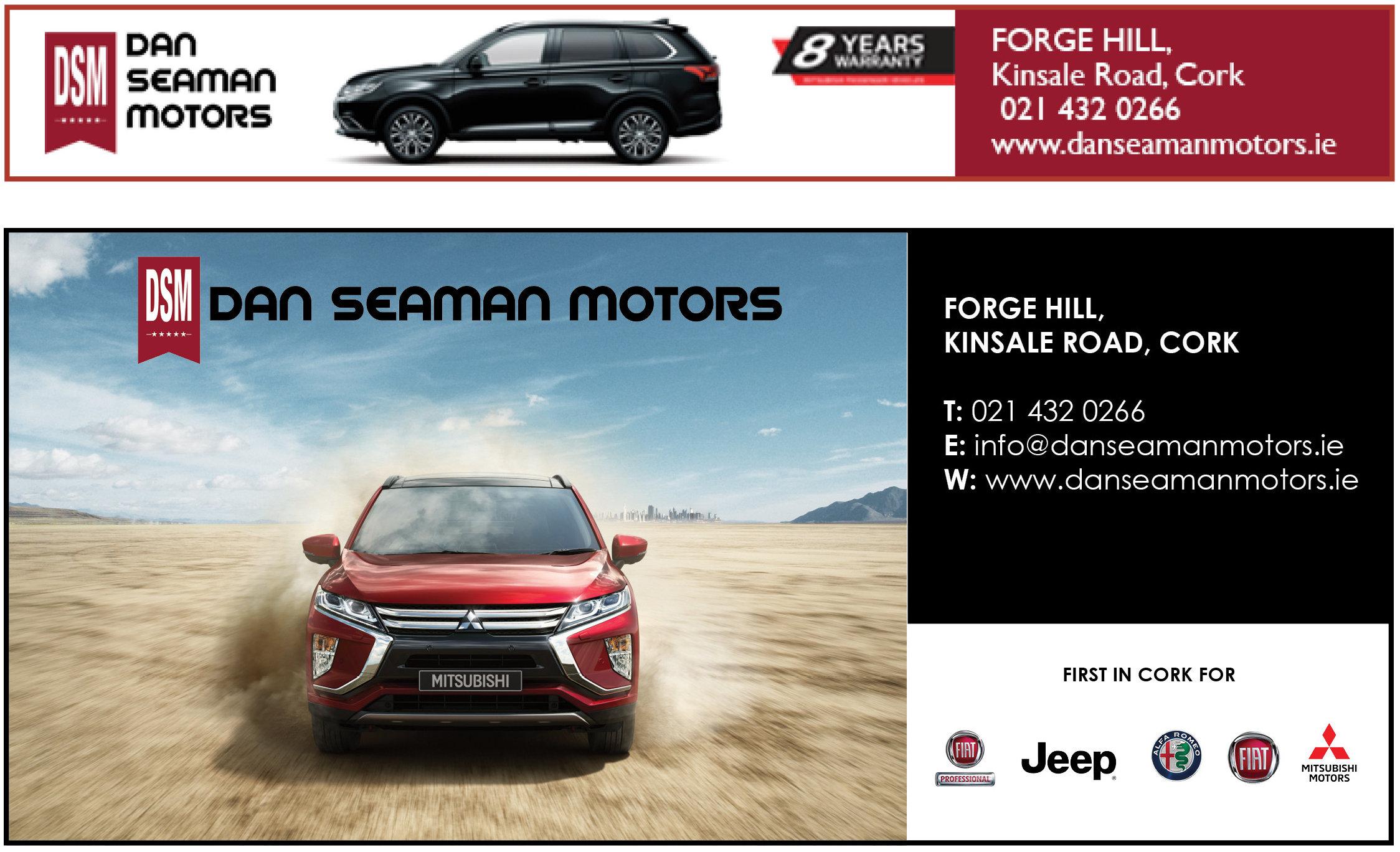 Limelight Media Cork - Dan Seaman Motors - PR agency, Marketing Cork