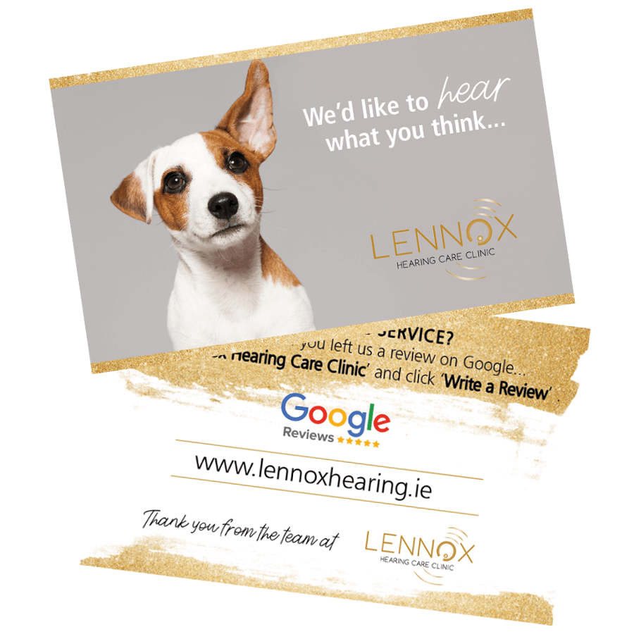 Limelight Media Cork - Lennox Hearing - PR agency, Marketing Cork