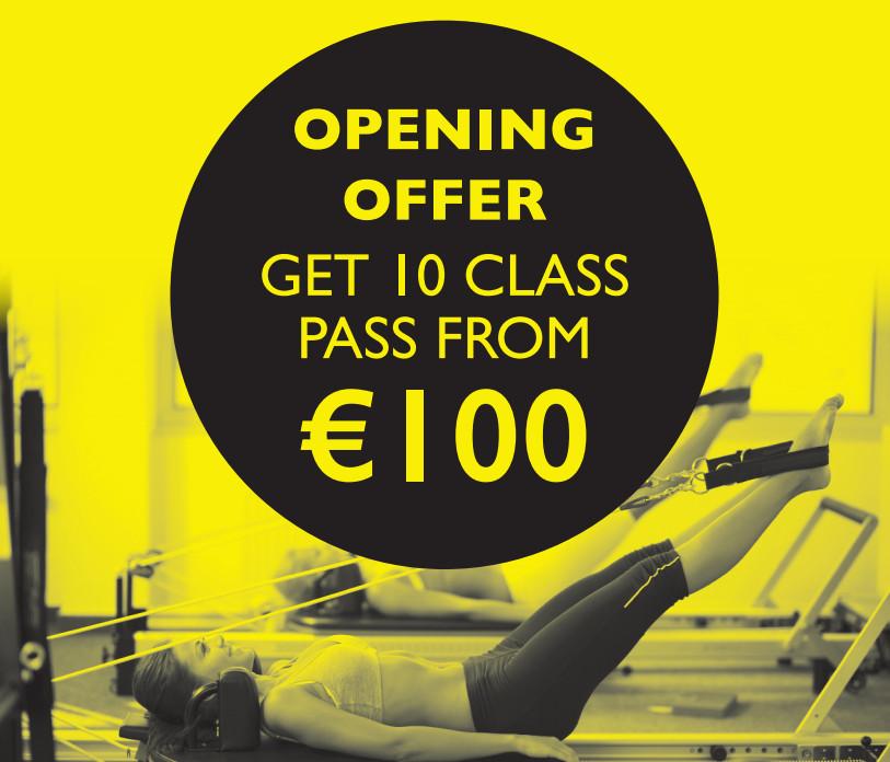 Limelight Media Cork - Reform Pilates - PR agency, Marketing Cork